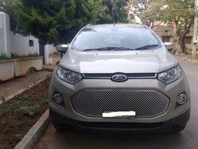 Used 2015 Ford EcoSport Version 1.5 DV5 MT Titanium Optional for sale in Bangalore