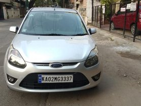 Used Ford Figo Petrol Titanium 2012 MT for sale in Bangalore