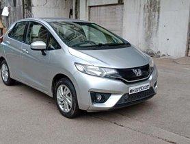 Used Honda Jazz V MT 2016 in Mumbai
