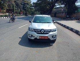 Used Renault KWID AT car at low price in Bangalore