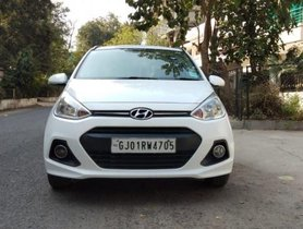 2016 Hyundai i10 Version Sportz MT for sale at low price in Ahmedabad