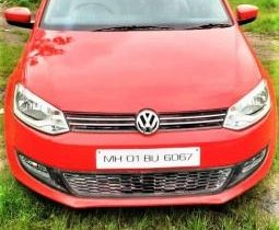 Volkswagen Polo 2015-2019 1.2 MPI Comfortline MT for sale in Mumbai