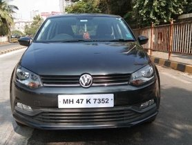 Used Volkswagen Polo 1.2 MPI Comfortline MT car at low price in Mumbai