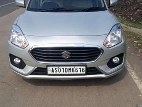 Used Maruti Suzuki Dzire VXI, 2017, Petrol MT for sale in Guwahati