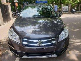 2016 Maruti Suzuki S Cross MT for sale in Chennai