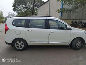 2015 Renault Lodgy MT for sale in Satara