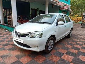 Used Toyota Etios MT for sale in Attingal