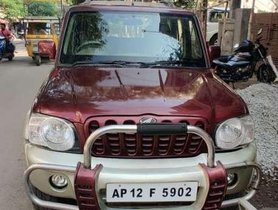 Used Mahindra Scorpio MT for sale in Hyderabad