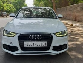 Audi A4 2008-2014 2.0 TDI AT for sale in Ahmedabad
