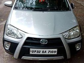 Used 2015 Toyota Etios Cross 1.4 GD AT for sale in Lucknow