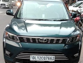 Used 2019 Mahindra XUV300 MT for sale in New Delhi