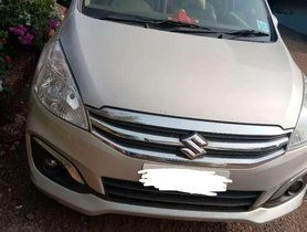 Used Maruti Suzuki Ertiga 2015 MT for sale in Goa