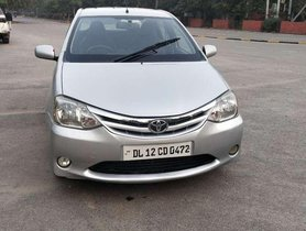 Used Toyota Etios G 2011 MT for sale in Faridabad
