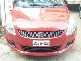 Used Maruti Suzuki Swift VDI MT for sale in Hyderabad