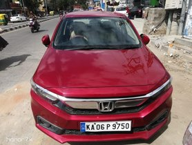 Used 2018 Honda Amaze S i-VTEC MT for sale in Bangalore