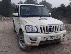 Used Mahindra Scorpio MT for sale in Bahadurgarh
