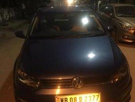 Used Volkswagen Ameo 1.2 MPI Highline 16 Alloy 2017 MT for sale in Kolkata