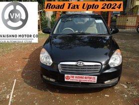 Hyundai Verna 2006-2009 XXi (Petrol) MT in Kolkata