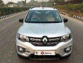 Used Renault Kwid RXT MT 2017 in New Delhi