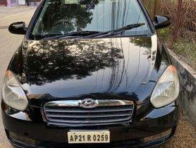 Hyundai Verna Xi, 2007, Petrol MT for sale in Hyderabad
