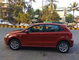 Volkswagen Polo, 2014, Petrol MT for sale in Mumbai