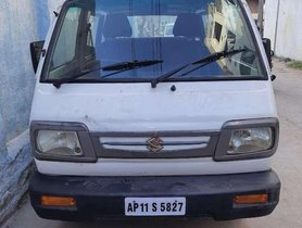 Used 2006 Maruti Suzuki Omni MT for sale in Hyderabad
