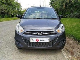 Hyundai i10 2015 MT for sale in Hyderabad