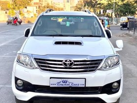2013 Toyota Fortuner 4x2 Manual MT for sale in Mumbai