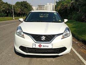 Maruti Baleno 1.2 Delta MT For sale in Hyderabad