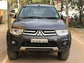 2015 Mitsubishi Pajero Sport MT for sale in Nagar