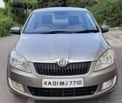 Skoda Rapid 1.6 TDI Elegance MT 2013 for sale in Bangalore