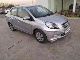 Used Honda Amaze S i-Vtech 2015 MT for sale in Pune