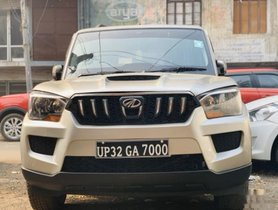 Used Mahindra Scorpio S2 7 Seater MT car at low price in Lucknow