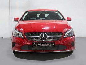 Used Mercedes Benz A Class AT for sale in Hyderabad