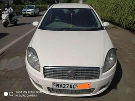 Used Fiat Linea Emotion 2010 MT for sale in Nashik