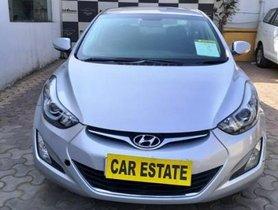 Used 2016 Hyundai Elantra CRDi SX AT for sale in Jaipur