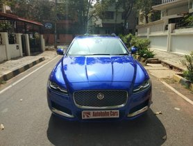 Used Jaguar XF Diesel AT 2018 in Bangalore