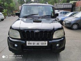 Mahindra Scorpio SLX 2.6 Turbo 7 Str 2007 MT for sale in Thane