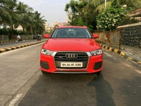 2016 Audi Q3 AT 2012-2015 for sale in Mumbai