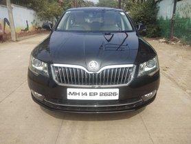 Skoda Superb 2009-2014 Elegance 1.8 TSI AT for sale in Pune