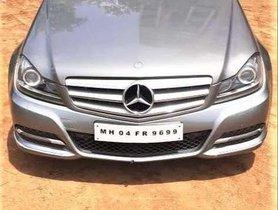 Mercedes-Benz C-Class C 220 CDI Avantgarde, 2012, Diesel AT for sale in Mumbai