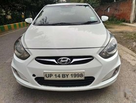 Used Hyundai Verna Fluidic 1.6 VTVT EX, 2013, Petrol MT for sale in Ghaziabad