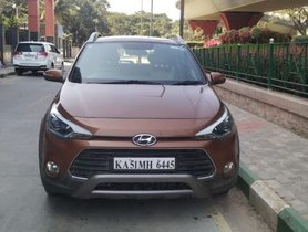 Hyundai i20 Active 1.2 SX with AVN MT 2015 in Bangalore
