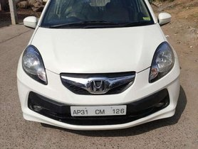 2013 Honda Brio MT for sale in Hyderabad