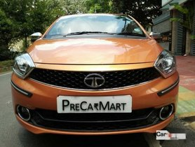 Tata Tiago 2016-2019 1.2 Revotron XZA AT for sale in Bangalore