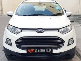 Used 2015 Ford EcoSport 1.5 TDCi Titanium MT for sale in Kolkata