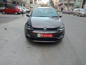 2017 Volkswagen Polo ALLSTAR 1.2 MPI MT for sale at low price in Bangalore