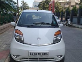 Used Tata Nano XT MT car at low price in Bangalore