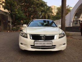 2010 Honda Accord 2.4 AT for sale in Mumbai