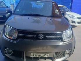 Maruti Ignis 1.2 AMT Zeta AT for sale in Bangalore